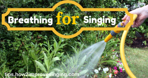 breathing for singing