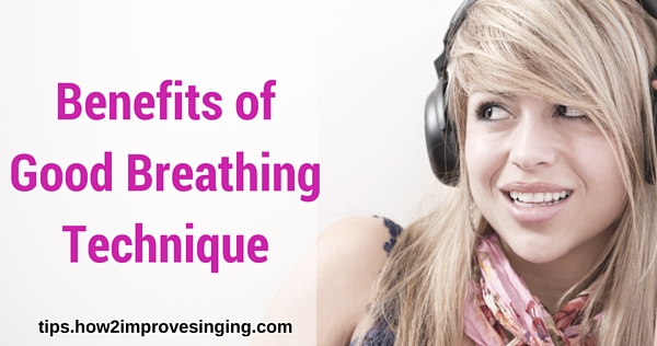 benefits of breathing technique