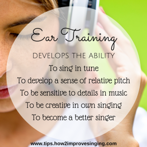 ear training benefits