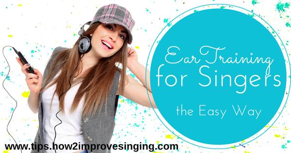 ear training for singers