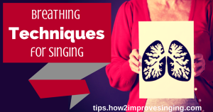 breathing techniques for singing