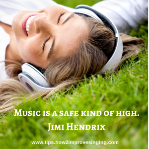 14-Music is a safe kind of high