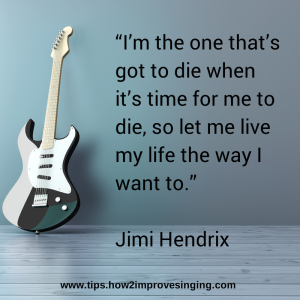 quote by Jimmy Hendrix