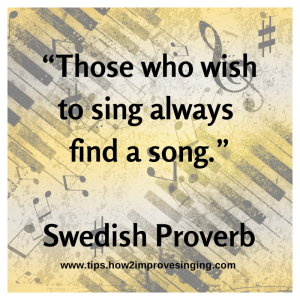 Singing Quotes Of 2014 How 2 Improve Singing