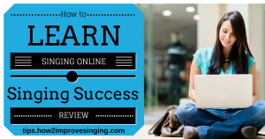 how to learn singing online