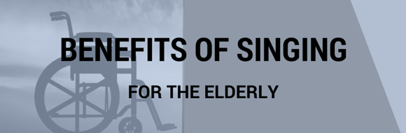 benefits of singing for elderly