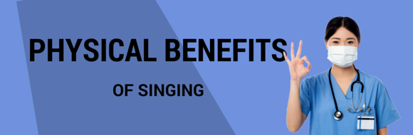 physical benefits of singing