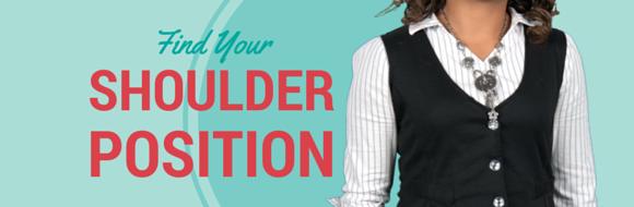 shoulder position