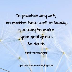 Kurt Vonengut quote