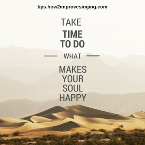 Take time quote