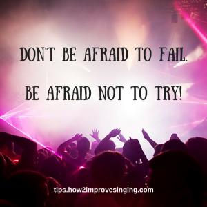 15-Don't be afraid