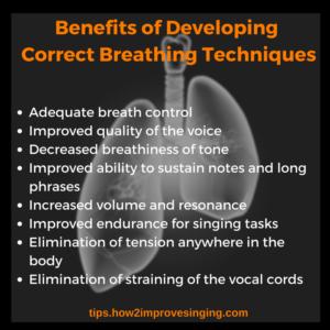 benefits of breathing technique
