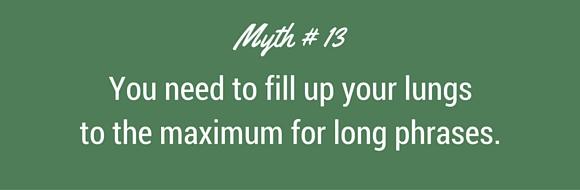 myth 13