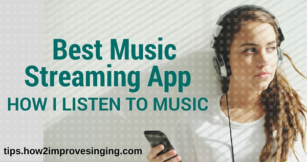 best music streaming app blog post