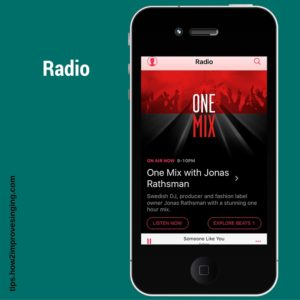 picture of radio one