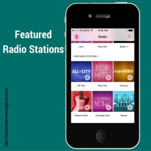 apple music features stations