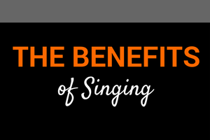 the benefits of singing blog post